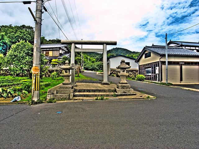 地味な超パワースポット&名水 / 真名井神社